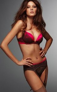 sexy London model