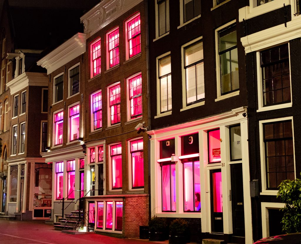 amsterdam sex workers