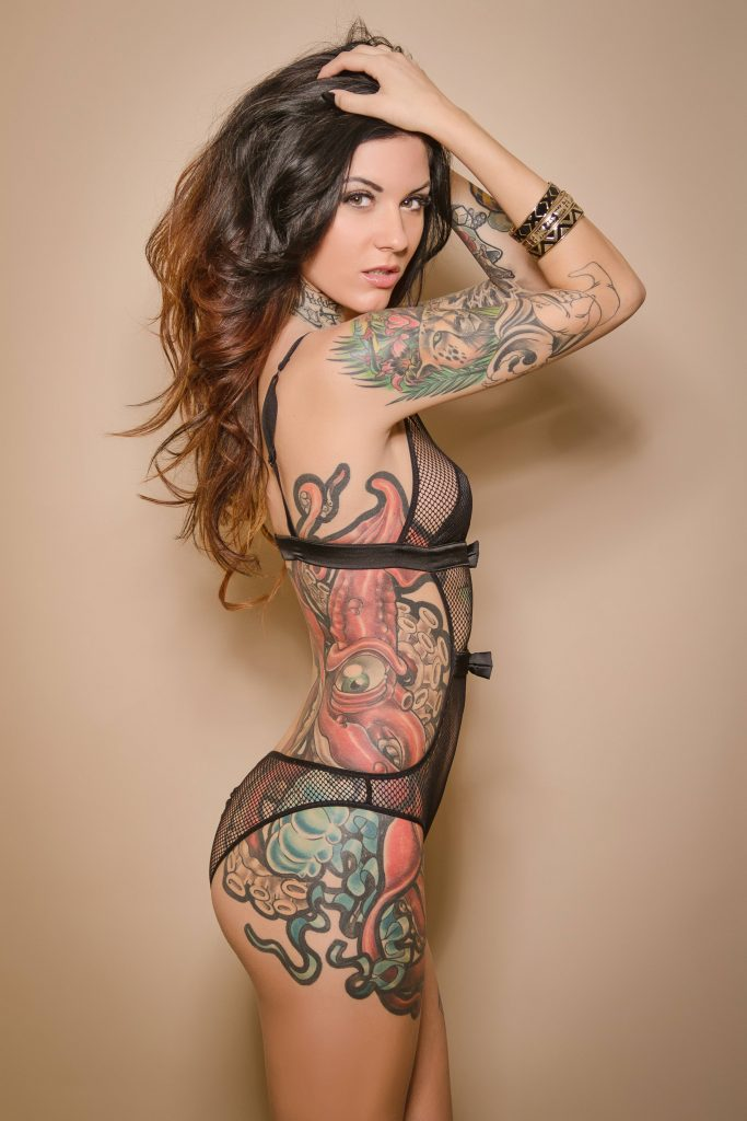 Sexy East London Escorts With Tattoo