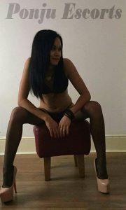 Marisa Skinny Brunette £80