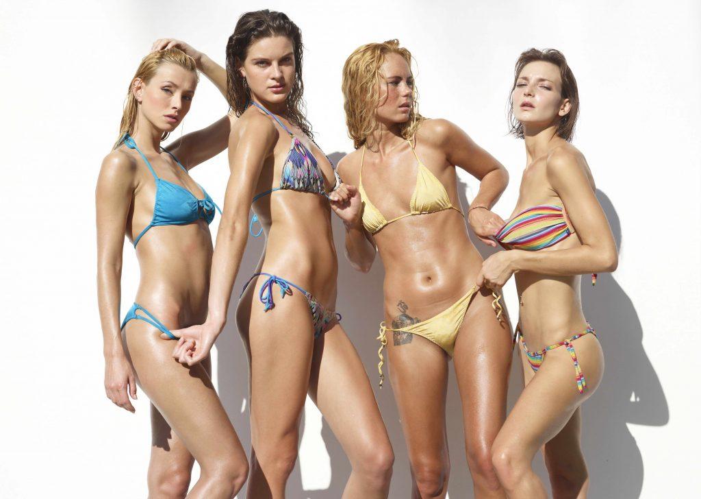 Hot Sexy Bikini Escort - Ponju
