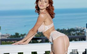 Cheap London Escorts - Hot Redhead